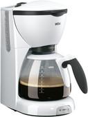 Braun CafeHouse Pure Aroma Deluxe KF520/1 White