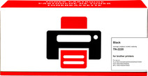 Pixeljet TN-2220 Toner Zwart XL voor Brother printers (TN-2220)