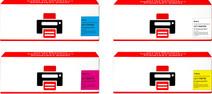 Pixeljet CLT-P4072C 4-Kleuren Pack voor Samsung printers