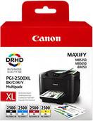 Canon PGI-2500XL 4-Color Pack (9254B004)