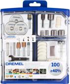 Dremel MAS 100-piece accessory set