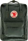 Fjällräven Kånken Laptop 15 '' Forest Green 18L