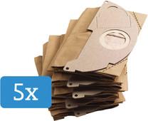 Karcher Stofzak voor WD 2 / WD 2.200 / A 20xx (5 stuks)