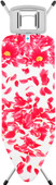 Brabantia Strijkplank C 124 x 45 cm Pink Santini + houder