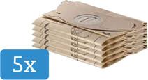 Karcher Stofzak voor Sproeiextractie-reiniger (5 stuks)