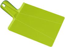 Joseph Joseph Cutting board Chop2Pot Foldable Small Green