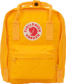 Fjällräven Kånken Mini Warm Yellow 7L - Kinderrugzak