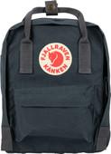 Fjällräven Kånken Mini Navy 7L - Children's backpack