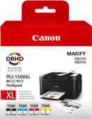 Canon PGI-1500XL 4-Color Pack (9182B004)