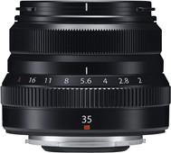 Fujifilm XF 35mm f/2.0 R WR Zwart