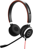 Jabra Evolve 40 UC Stereo Wired Office Headset