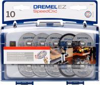 Dremel EZ SpeedClic cutting accessory set (SC690)
