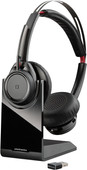 Plantronics Voyager Focus B825 Bluetooth with Base Station