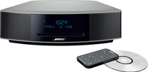 Bose Wave Music System IV Zilver
