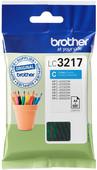 Brother LC-3217C Cartridge Cyaan