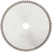 Metabo Saw blade 254x30x2,4mm 80T