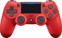 Sony DualShock 4 Controller PS4 V2 Rood