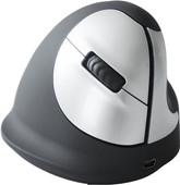 R-Go HE Vertical Ergonomic Mouse Medium Right Wireless