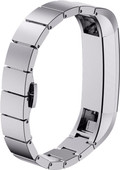 Just in Case Stainless-Steel Watch Strap Fitbit Alta Silver