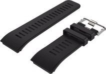 Just in Case Silicone Watch Strap Garmin Vivoactive HR Black