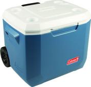 Coleman 50 Qt Xtreme Wheeled Cooler Blue - Passive