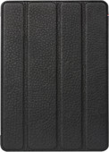 Decoded iPad 9.7 inches Leather Slim Cover Black