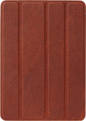Decoded iPad 9,7 inches Leather Slim Cover Brown