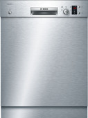 Bosch SMU25AS00E / Built-in / Under-counter / Niche height 81.5-87.5cm