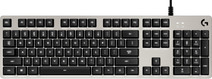 Logitech G413 Mechanical Gaming Keyboard Silver QWERTY