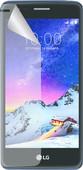 Azuri LG K8 (2017) Screen Protector Plastic Duo Pack