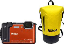 Nikon Coolpix W300 Oranje
