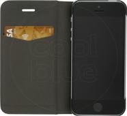 Azuri Booklet Ultra Thin Apple iPhone 5/5s/SE Book Case Zwart