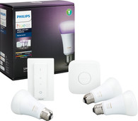 Philips HUE Color Starter Pack with Dimmer