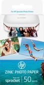 HP ZINK Photo Paper for Sprocket 50 sheets