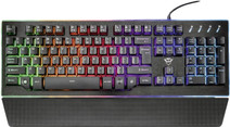 Trust GXT 860 Thura Semi-mechanical Toetsenbord QWERTY