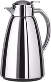Tefal Campo Insulated jug 1 liter of Chrome