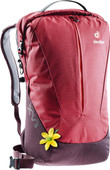 "Deuter XV 3 15"" Cranberry Aubergine 21L - Slim fit"