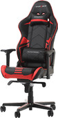 DXRacer RACING PRO Gaming Chair Zwart/Rood