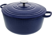 BK Bourgogne Dutch oven 28cm Royal Blue