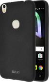 Azuri Flexible Sand Alcatel Shine Lite Back Cover Black