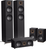 Jamo S 807 HCS Surround Set Black