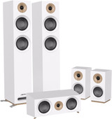 Jamo S807 HCS Surround Set White