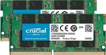 Crucial 16GB SODIMM DDR4-2400 Kit 2x 8GB