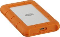 LaCie Rugged Secure USB-C 2TB