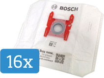Bosch BBZ16GALL stofzuigerzak (16 stuks)