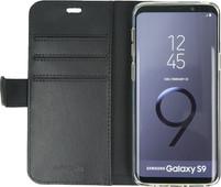 Valenta Booklet Classic Luxe Galaxy S9 Book Case Zwart