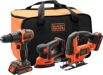 Black & Decker BCK31S1S-QW Combi Set