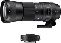 Sigma 150-600mm f/5-6.3 DG OS HSM C Canon EF + TC-1401  1.4x