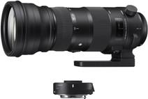 Sigma 150-600 mm f / 5-6.3 DG OS HSM S Nikon + TC-1401 1.4x