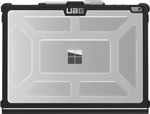 UAG Microsoft Surface Book 13.5 inch Back Cover Transparant